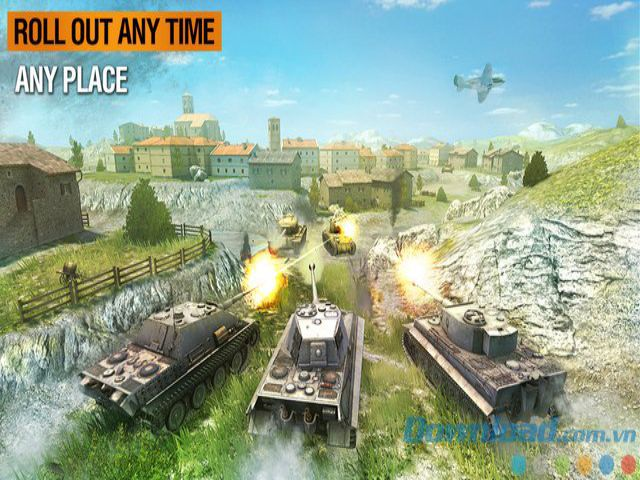 World of Tanks: game online hay cho pc