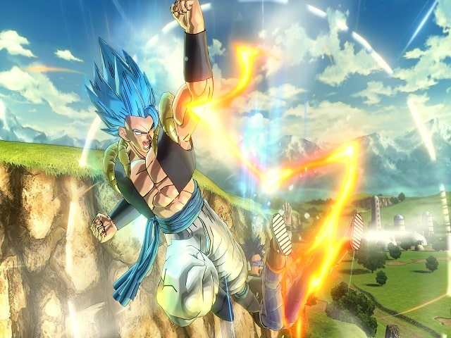Dragon Ball Xenoverse 2 và Dragon Ball Fighter Z