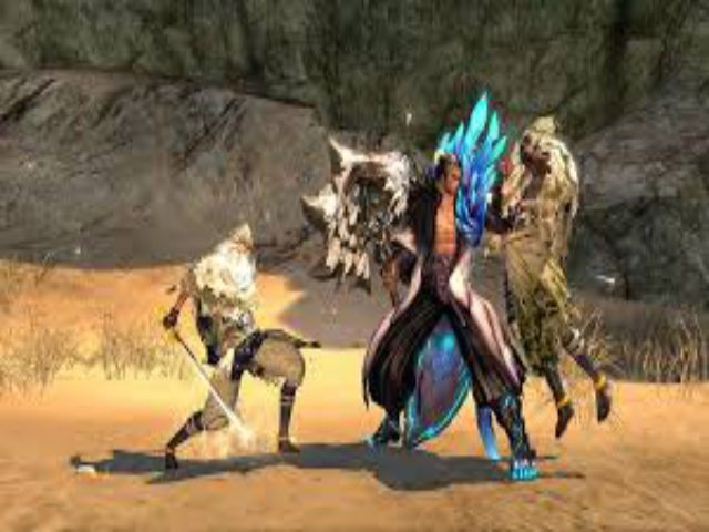 Blade and Soul: game online hay cho PC
