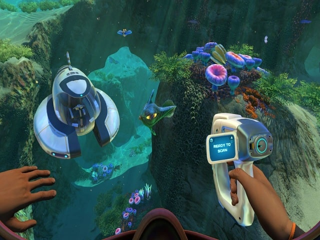 Subnautica cuốn hút game thủ