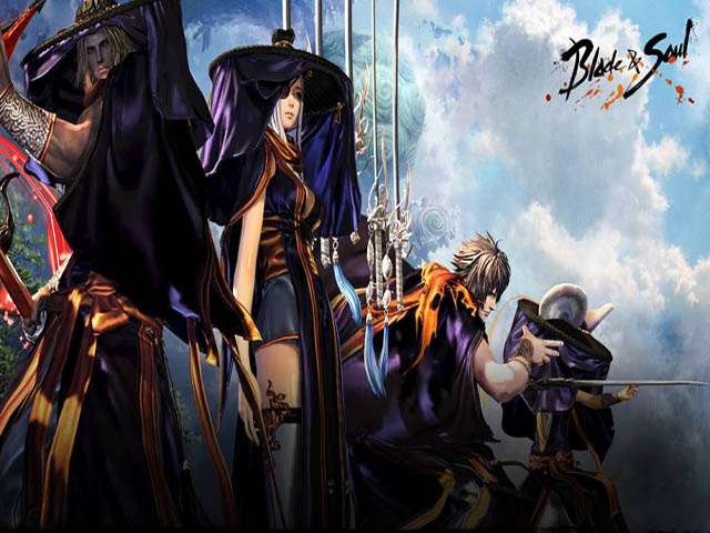 Game Blade and Soul đang rất hot trong giới trẻ