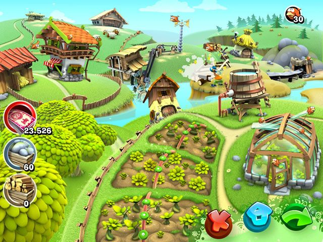 Game nông trại offline hay cho Android
