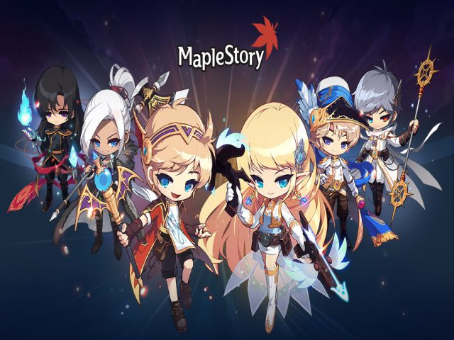 MapleStory nằm trong top game online android