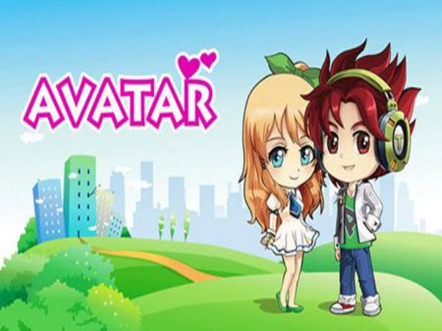 game avatar online tren may tinh